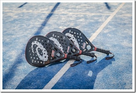 GAMA SPEED ASICS PADEL 2018