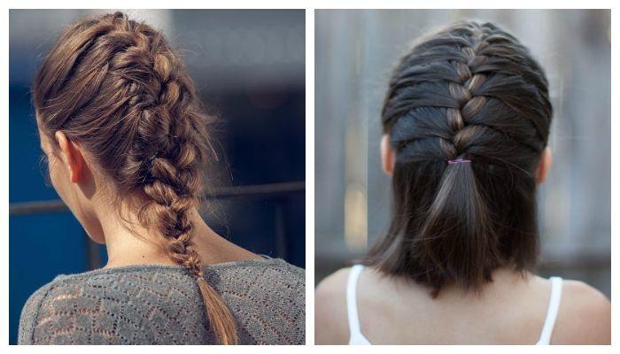 Trendy braids hairstyles-medium length hairstyles 2019! 1