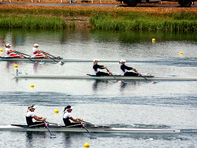 Olympics Rowing in London