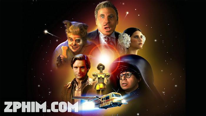 Ảnh trong phim Đại Chiến Thiên Hà - Spaceballs 1