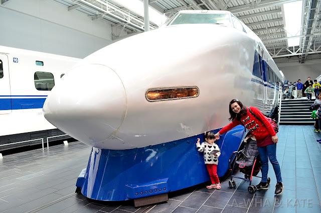 【日本關西必遊必去】名古屋JR鐵道博物館~一次滿足爸爸和布姐的火車夢