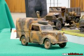 War Camo Van