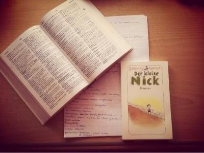 O pequeno Nick / Der Kleine Nick (Foto: Aline Lima)