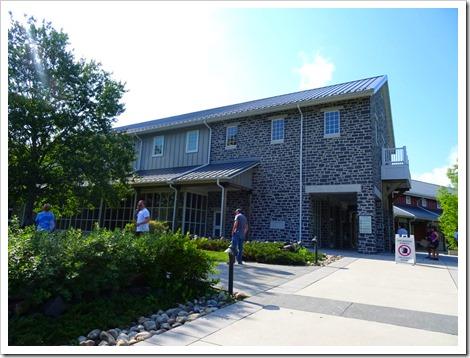 Gettysburg Visitor's Center