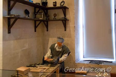 sedefkar mankeni, Gaziantep Kent Müzesi