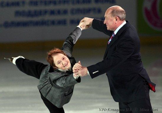 Alexei Mishin, Tamara Moskvina