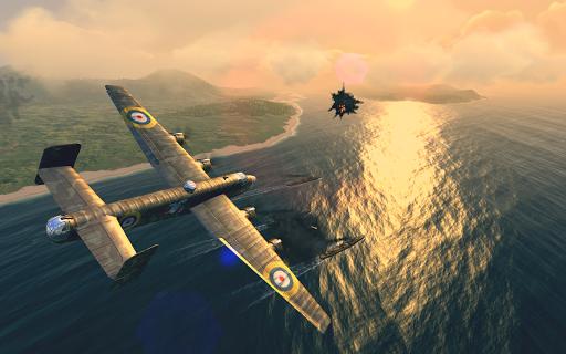 Warplanes: WW2 Dogfight  screenshots 19