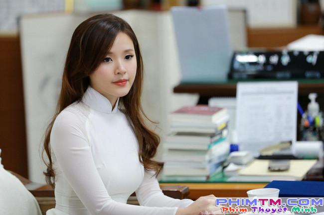 Midu, Huỳnh Anh và Hứa Vĩ Văn vướng tình tay ba trong phim điện ảnh hợp tác Hàn Quốc - Ảnh 2.