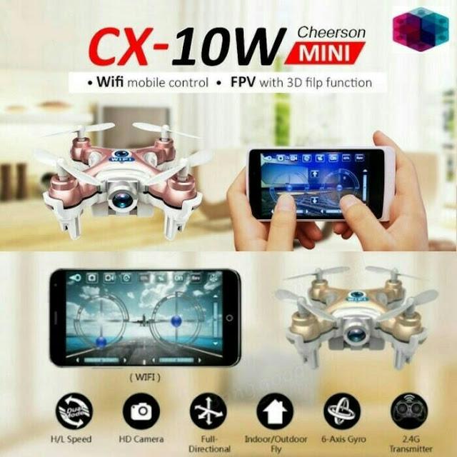 DRONE CX-10W Wifi