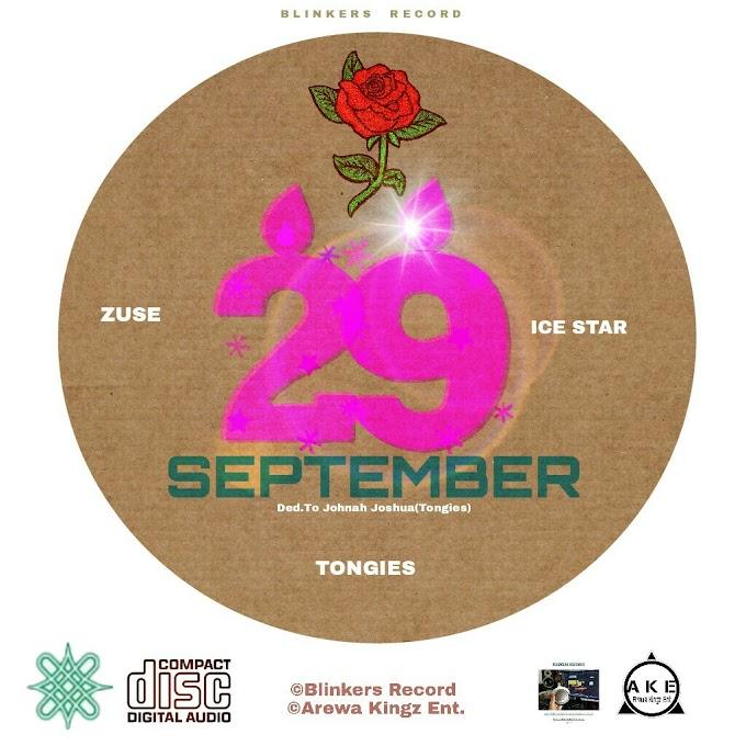 [Music] Ice Star -29 September (Ft Tongies & Zuse)