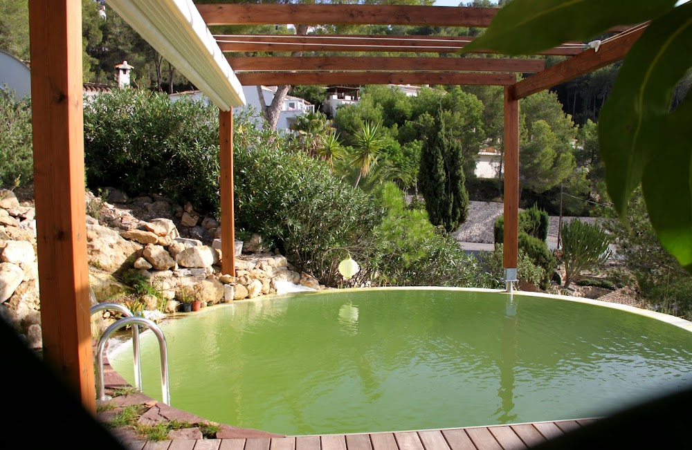 Piscina natural en Alicante