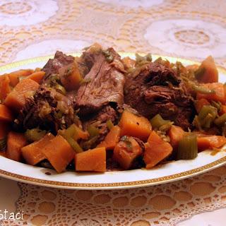 Bloody Mary Pot Roast