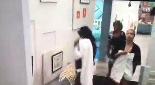 Nengi and Kaisha Fight
