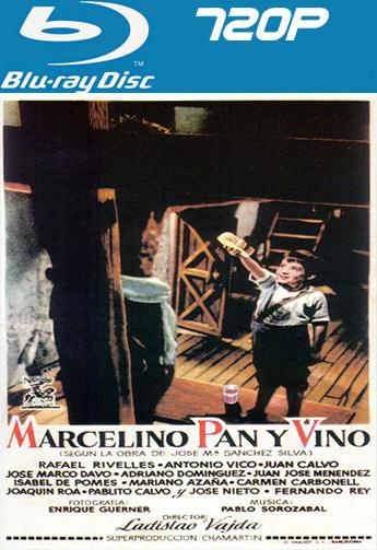 Marcelino, pan y vino (1954) BDRip m720p