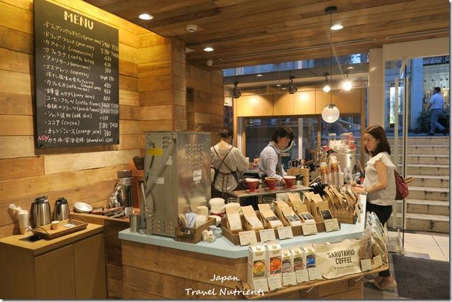東京表參道 HIS旅本咖啡 (6)