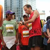 Flying Pig Marathon and Chicago