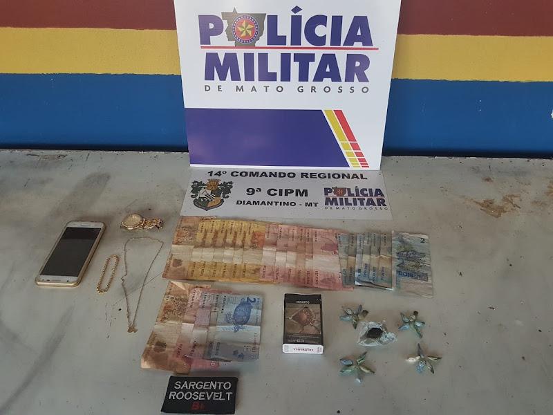Alto Paraguai - PM