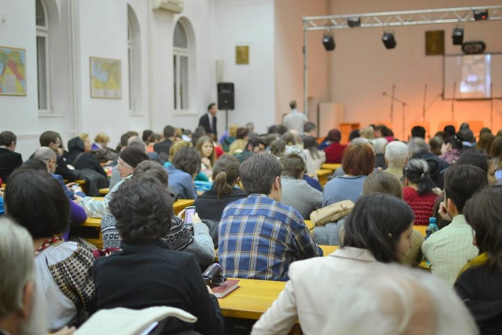 Seara cultural duhorvniceasca la FTOUB 041