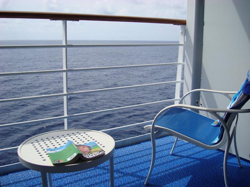 Tahaiti Cruise 2009 – At Sea
