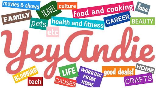 YeyAndie Blog