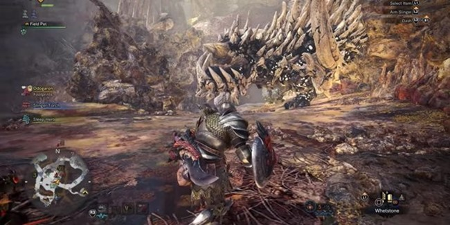 monster hunter world hunter rank 100 guide 01