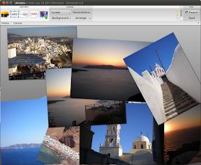 Otra de composición de imágenes, ahora con Fotowall