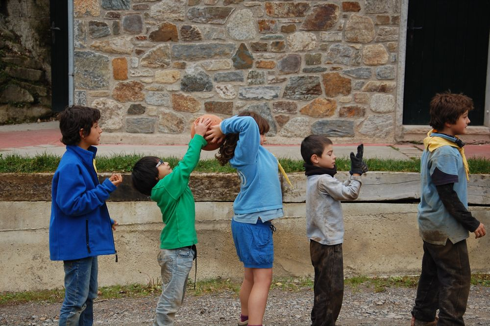 Sortida Castors i Llops a la Roca del Secut 2010 - DSC_0807.JPG