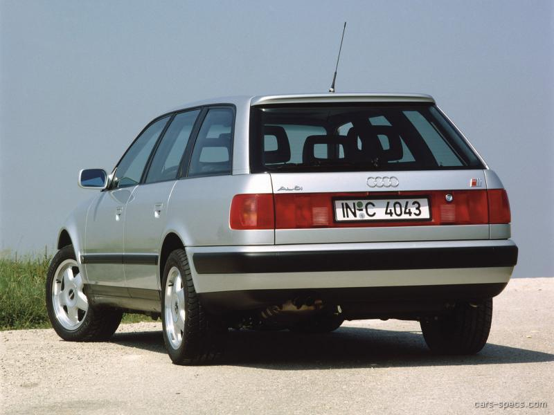 Used 1992 Audi 100 Wagon Pricing & Features   Edmunds
