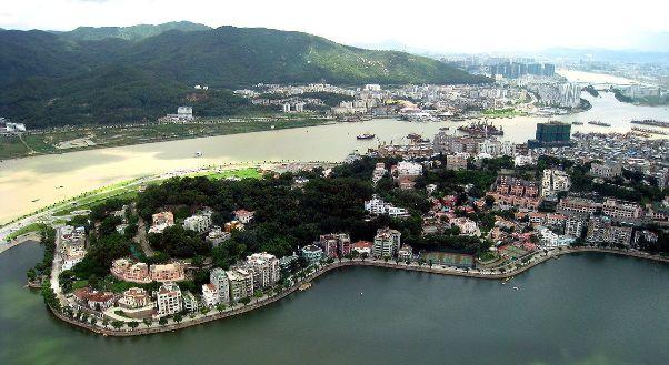 Peninsula de Macau