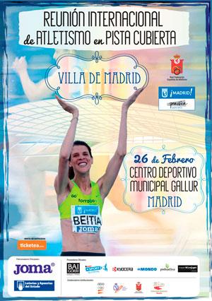 Reunión Internacional de Atletismo 'Villa de Madrid'