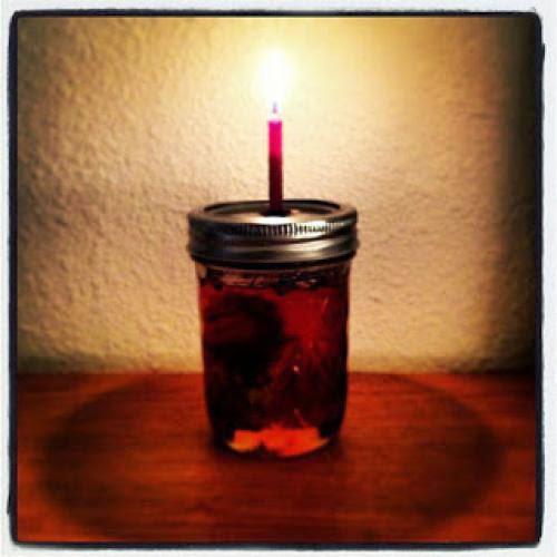 New Love Honey Jar