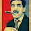 Groucho Marx's profile photo