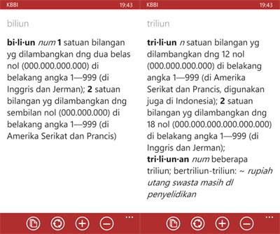 perbedaan biliun dan triliun