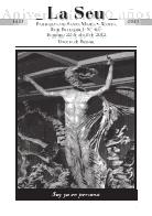 Hoja Parroquial Nº467 - Soy yo en persona. Iglesia Colegial Basílica de Santa María de Xàtiva - 2012
