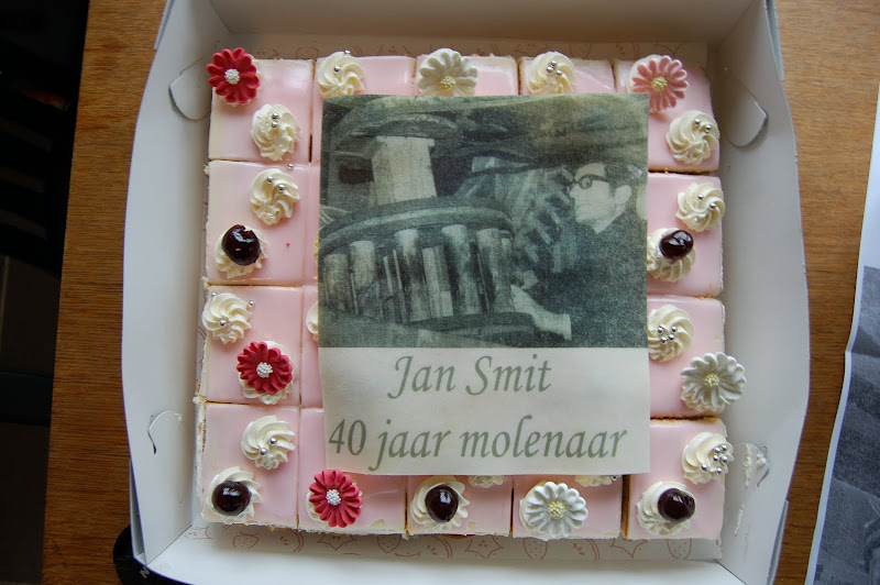 jan smit 40 jaar Doesburgermolen   Foto's jan smit 40 jaar