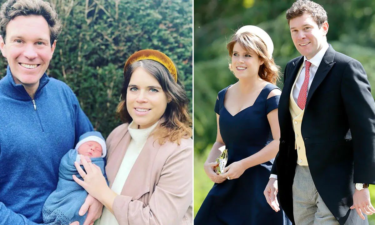 When will Princess Eugenie's Baby August have his Royal Christening?