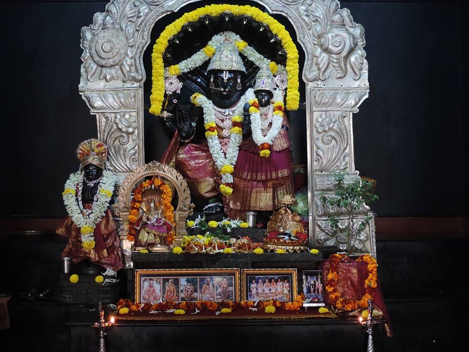 ISKCON Bangalore Deity Darshan 26 Dec 2015  (4)