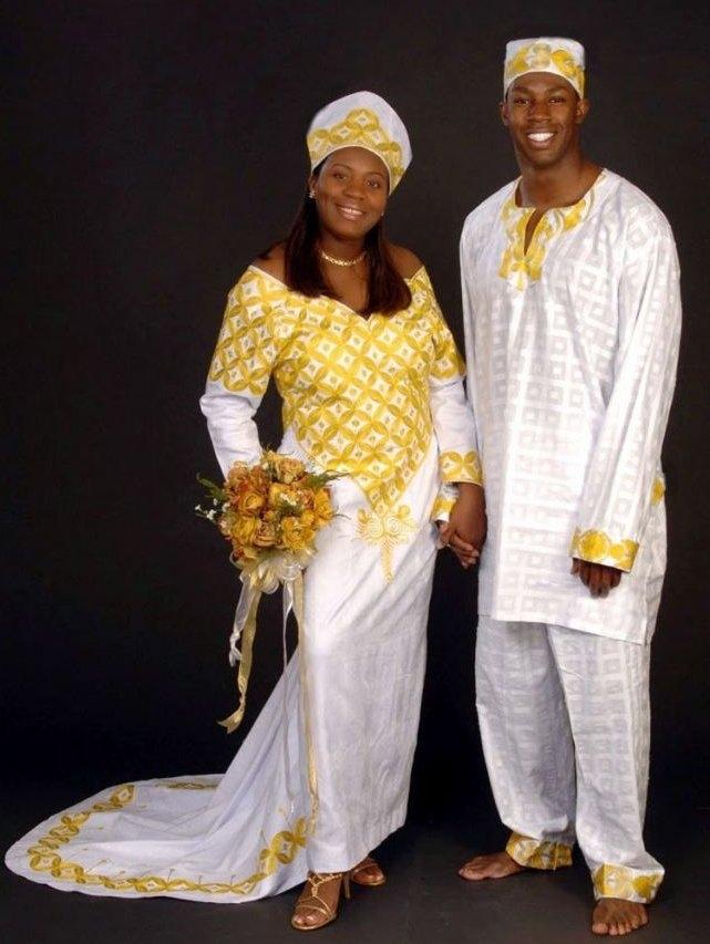 Shweshwe Mermaid Wedding Dresses 2016 Fashionte