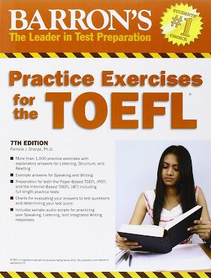 Barron's practice exercises for the TOEFL pdf