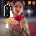 Auto blur background - blur image like DSLR icon