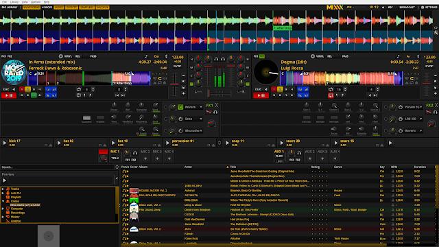Mixxx El Mejor Software Libre para DJ en Linux - Vista Previa