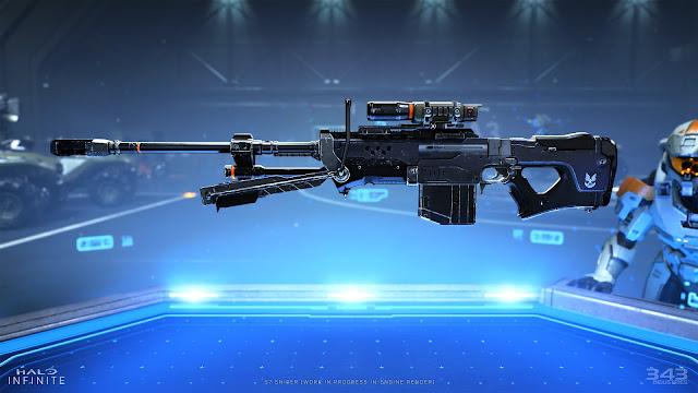 S7 Sniper Rifle