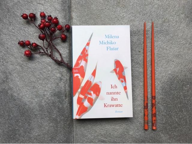 'Ich nannte ihn Krawatte' - Milena Michiko Flašar