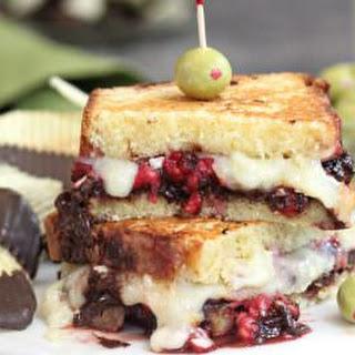 Dessert Grilled Cheese Sandwiches