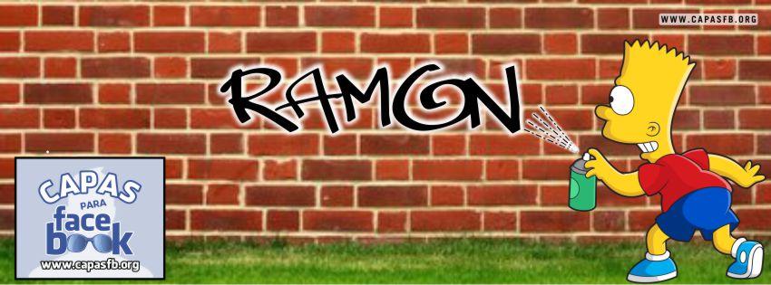 Capas para Facebook Ramon
