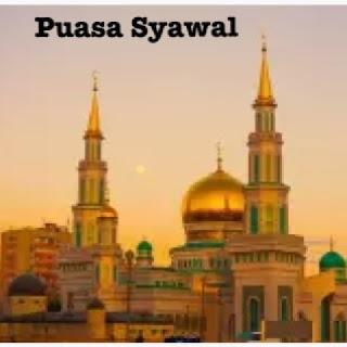 makna dan lafadz niat puasa 6 hari di bulan Syawal