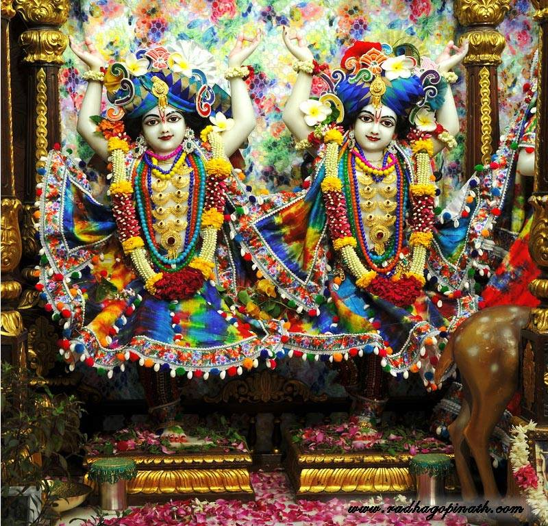ISKCON Chowpatty Deity Darshan 02 Mar 2016 (12)