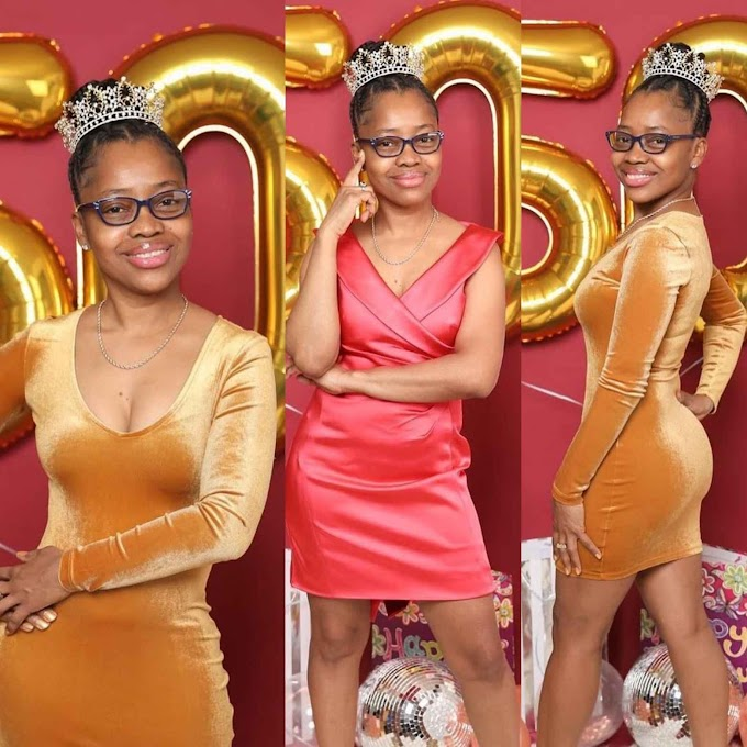 Mother of 3 breaks the internet as she celebrates her 50th birthday