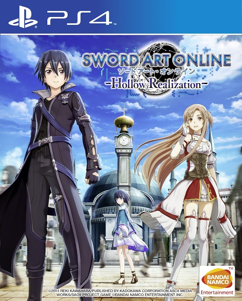 Vídeos de Sword Art Online: Hollow Realization, que llegará a occidente en 2016