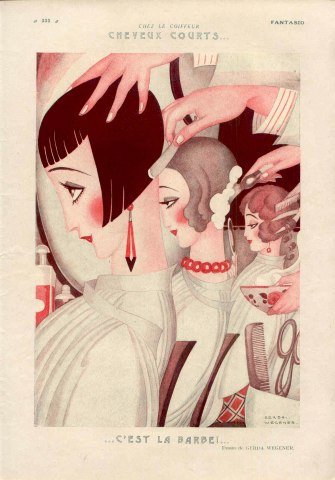 wegener vintage illustrations